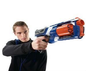 Nerf Strongarm Blaster Gun