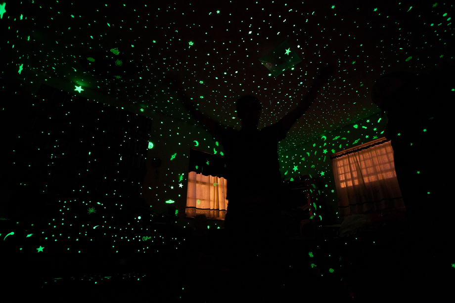 glow in the dark star kit best products on