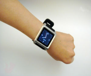 ipod nano watchband