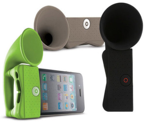 portable iphone amp speak stand