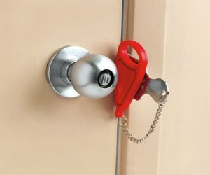 portable addalock door lock