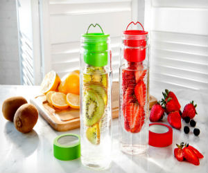 water bottle fruit infusers