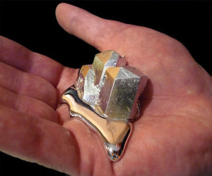 gallium-melting-metal